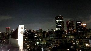 meguro asahi night view
